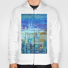 Italy by night Hoody
