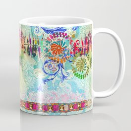 HIPPY chic ethnique mix Coffee Mug