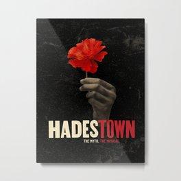Hadestown lovers, Broadway Musicals Metal Print