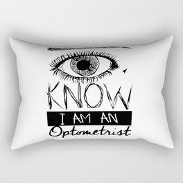 Optometry Rectangular Pillow