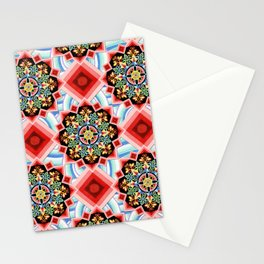 Chinoiserie Waves Stationery Cards