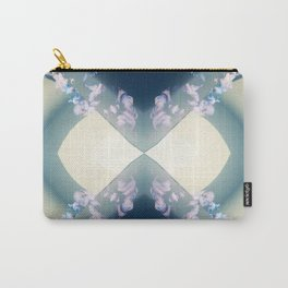 Project 71.15 - Abstract Photomontage Carry-All Pouch