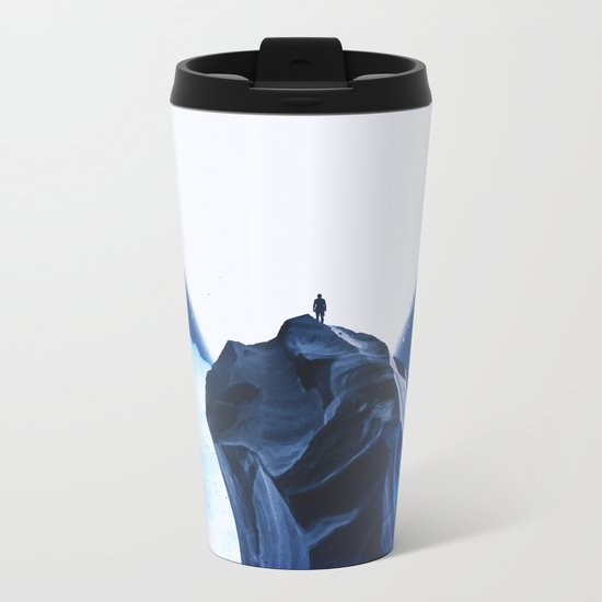 Licht Metal Travel Mug