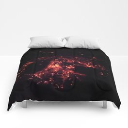 Burning Embers Comforters