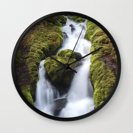 Creekside Wall Clock
