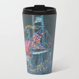 Sailing Ship VIII Travel Mug