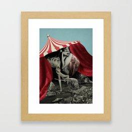 Nights at the Circus Framed Art Print