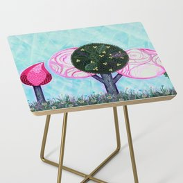 Pink grove Side Table