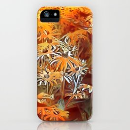 Atomic  Field iPhone Case