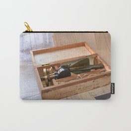 Antique Ship's Log Carry-All Pouch