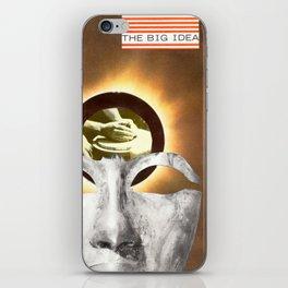 The Big Idea, vol. 1 iPhone Skin