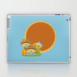 Country Bumpkin Bears Laptop & iPad Skin