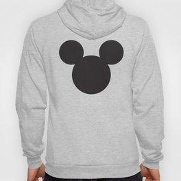 Mickey Mouse Head Hoody