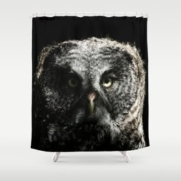 The phantom of the north Shower Curtain