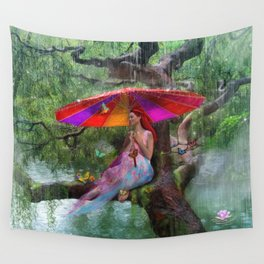 Cloudburst Wall Tapestry