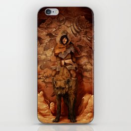 The Old Cave iPhone Skin