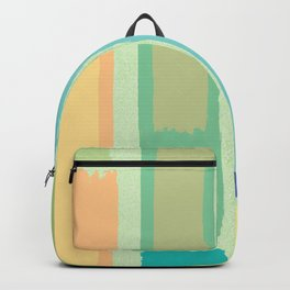 Paint Swatch Design Backpack