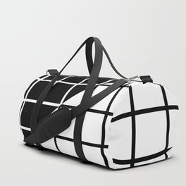 A E S T H E T I C (BLACK-WHITE) Duffle Bag