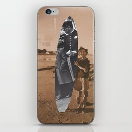 S-S-Surf's Up iPhone Skin