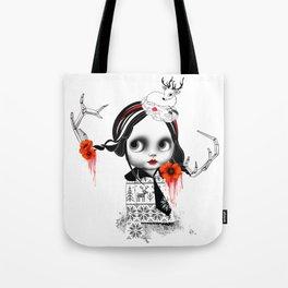 Internal Everafter Print#4 Tote Bag