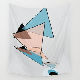 Abstract 2018 009 Wall Tapestry