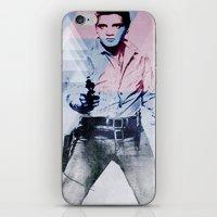guns iPhone & iPod Skins featuring 228 GUNS by AMBIDEXTROUS™