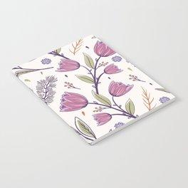 Flower Pattern 1 Notebook
