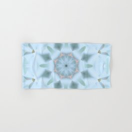 Balance Tranquility Mandala Abstract Design Hand & Bath Towel