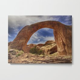 Rainbow Bridge National Monument Metal Print