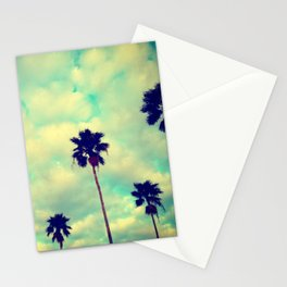 More Palms Stationery Cards