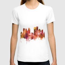 Dayton Ohio Skyline T-shirt