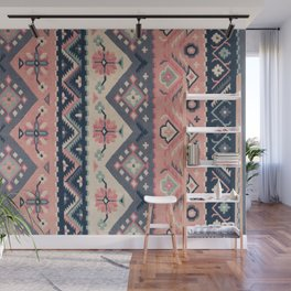 -A23- Epic Anthropologie Traditional Moroccan Artwork. Wall Mural