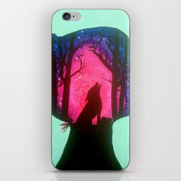 Wild Within iPhone Skin