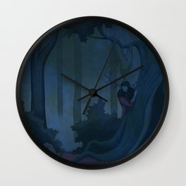 Ceruvial Brooks discovers the Hitcher Wall Clock