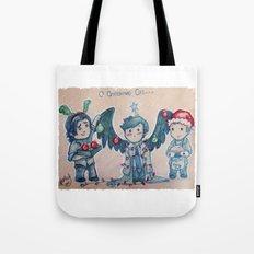 O Christmas Cas Tote Bag