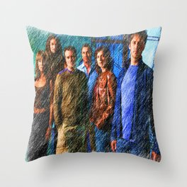 More than just a team 2 Throw Pillow