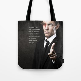 FORGIVE  Tote Bag