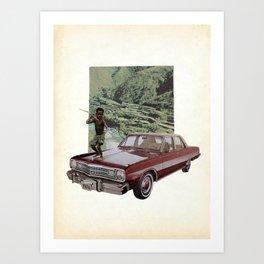 1974 Art Print