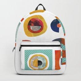 HAA-0123 Papercut Geometry 58x58 Backpack