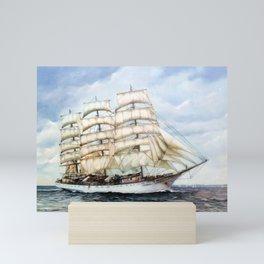 Regata Cutty Sark/Cutty Sark Tall Ships' Race Mini Art Print