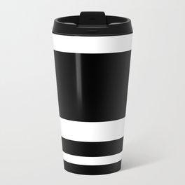 BLACK&WHITE FOR A CHANGE Travel Mug
