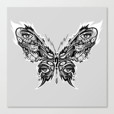 Beautifly. Canvas Print