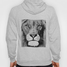 Lion face Hoody