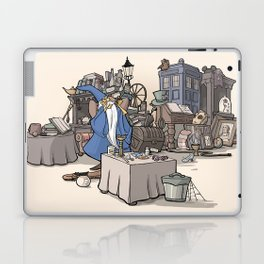 Collection of Curiosities Laptop & iPad Skin