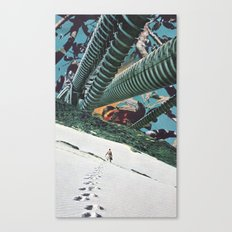 Break Away Canvas Print