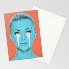 light overflow Stationery Cards
