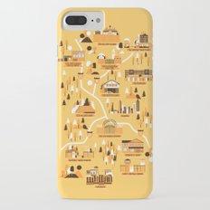 Survivors Map Slim Case iPhone 7 Plus
