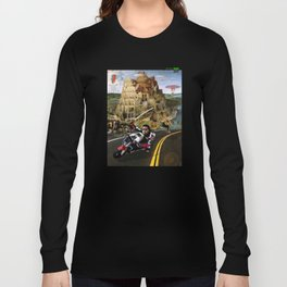 Snow Crash - Neal Stephenson Long Sleeve T-shirt