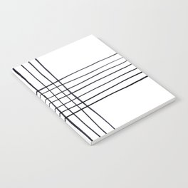 Criss Cross Notebook