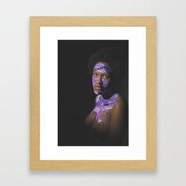 Colors of Women, T.B. Framed Art Print